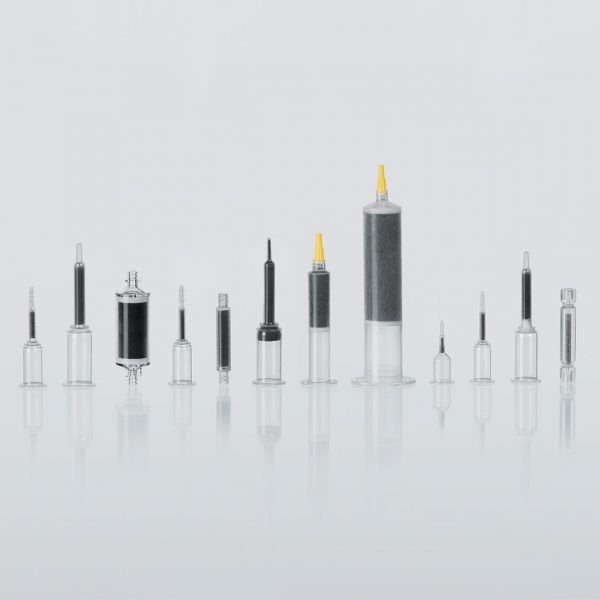 MS Columns plus tubes
