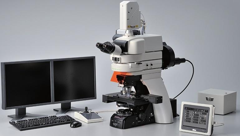 Принцип работы флуоресцентного микроскопа